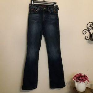 Baby Phat jeans, Sz 1